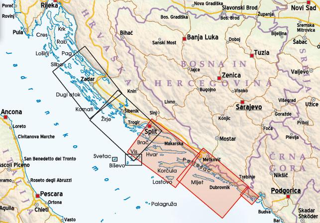 Južna Dalmacija