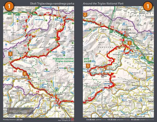 Moto atlas Slovenija 2